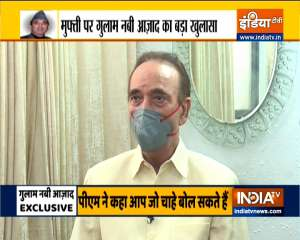 Muqabla | The good thing about the meeting was there was no agenda: Ghulam Nabi Azad
