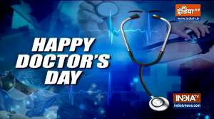 Actress Arushi Nishank extends gratitude to doctors on National Doctor's Day