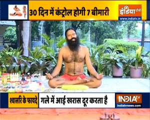 Facing trouble in smelling food post Covid recovery? Learn Ayurvedic Remedies from Swami Ramdev