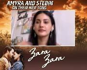 Watch Amyra Dastur and Stebin Ben speak exclusively to IndiaTV about their their new song 'Zara Zara'