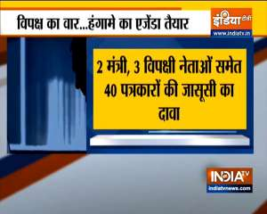Pegasus: Phones of Indian politicians, 40 journalists hacked