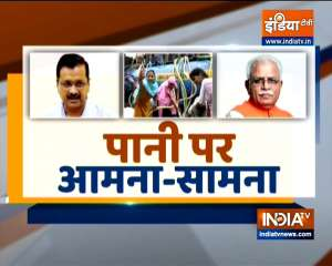 Haryana govt is responsible for Water crisis in Delhi: Raghav Chadha
