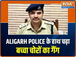 Operation Khusi: Aligarh Police busts inter-state child trafficking racket