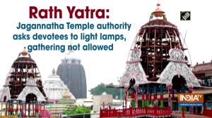 Rath Yatra: Jagannatha Temple authority asks devotees to light lamps, gathering not allowed