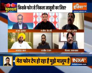 Muqabla | Congress-led Opposition disrupting Parliament proceedings over Pegasus row