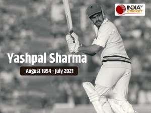 Dilip Vengsarkar, Kirti Azad and others mourn death of ex-cricketer Yashpal Sharma