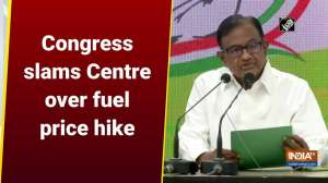 Congress slams Centre over fuel price hike