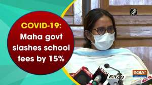 COVID-19: Maha govt slashes school fees by 15%