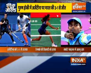 Tokyo Olympics 2020: India defeats Argentina in Hockey by 3-1 to seal quarter-final berth