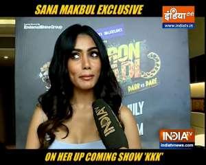 Sana Makbul shares how special Khatron Ke Khiladi 11 was for her