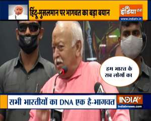 Those who indulge in lynching are against Hindutva: RSS chief Mohan Bhagwat