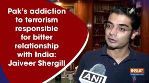 Pak's addiction to terrorism responsible for bitter relationship with India: Jaiveer Shergill