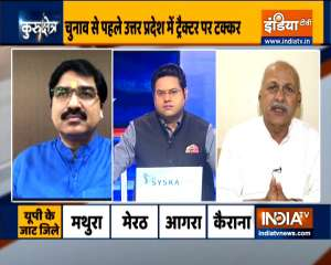 Kurukshetra   Like Delhi, all roads in Lucknow to be sealed, says Farmers' leader Rakesh Tikait