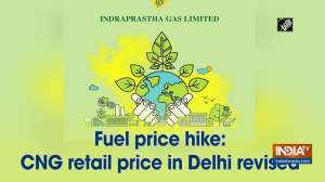 Fuel price hike: CNG retail price in Delhi revised