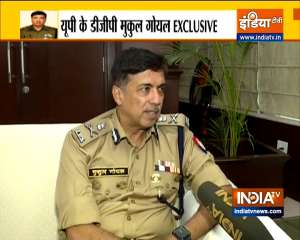 We are trying to investigate how the terrorists were radicalised, says UP DGP Mukul Goel