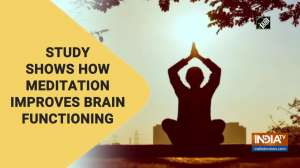 Study shows how meditation improves brain functioning