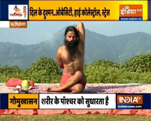 How to maintain your body-weight? Learn effective asanas from Swami Ramdev