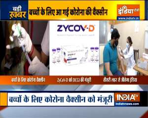 Zydus Cadila's  ZyCoV-D Covid vaccine gets approval for emergency use in India