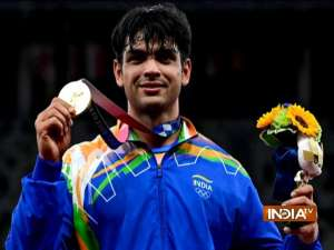 Years of practice, support of many people helped me achieve this feat: Neeraj Chopra