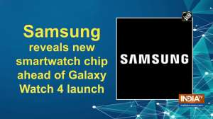 Samsung reveals new smartwatch chip ahead of Galaxy Watch 4 launch