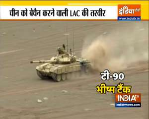 Indian Army prepares to tackle China, Conducts exercise at an altitude of 14,000 feet