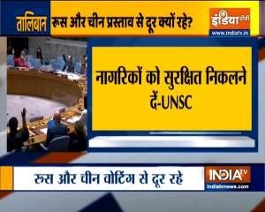 Afghan territory shouldn't be used to attack others, shelter terrorists: India in UNSC