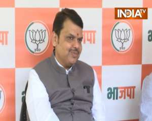 'Police force being misused' : Devendra Fadnavis on Shiv Sena's protest against Narayan Rane