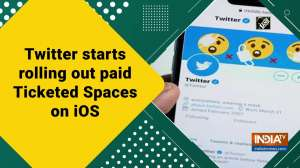 Twitter starts rolling out paid Ticketed Spaces on iOS