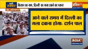 Watch Ground report on 'Kisan Andolan'
