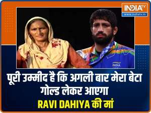 EXCLUSIVE | Next Olympics my son will bring home the gold medal, believes Ravi Dahiya's mother