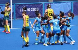 Breaking News | By defeating Australia at the Olympics, Indian women's hockey team storms into the semifinals