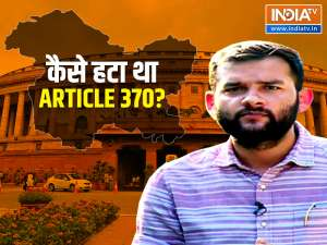 How Modi government revoked Article 370 from Jammu and Kashmir, watch special report