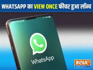 WhatsApp 'View Once' feature is finally available: Here's how it works