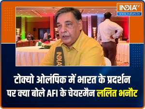 Neeraj's discipline, dedication was key to Olympic gold: AFI Planning Committee chairman Lalit Bhanot