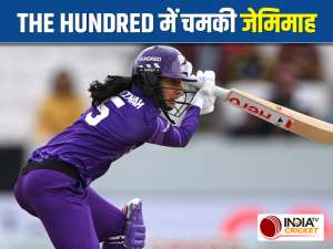 The Hundred: Jemimah's impressive boundary through covers during Superchargers Women's game against Spirit