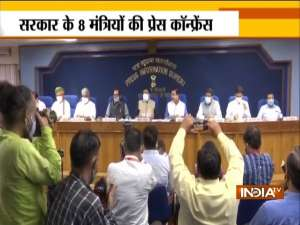 BJP ministers counter Opposition's offensive on Monsoon Session
