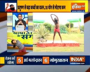 Swami Ramdev suggests effective remedies to treat insomnia