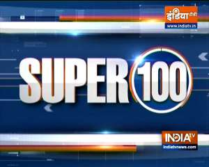 Super 100: Watch the latest news from India and around the world | September 16, 2021