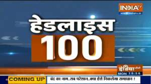 Headlines 100: Watch the latest news from India and around the world   September 27, 2021