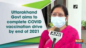 Uttarakhand Govt aims to complete COVID vaccination drive by end of 2021