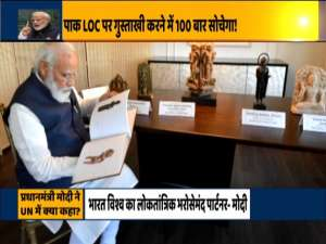 US govt gifted over 157 artifacts and antiquities to PM Modi