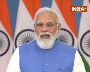 Over 200 million Indians are now fully vaccinated: PM Modi at Global COVID Summit