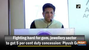 Fighting hard for gem, jewellery sector to get 5 per cent duty concession: Piyush Goyal
