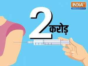 India achieves record 2 crore vaccine doses feat on PM Modi's 71st birthday