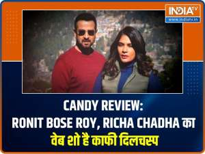 Candy Review: Ronit Bose Roy, Richa Chadha's web show is worth watching