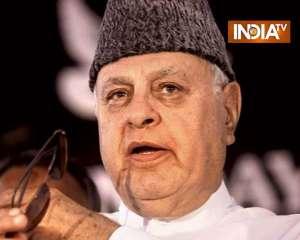 Breaking News | Farooq Abdullah bats for Taliban, says - expecting a good governance