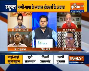 Kurukshetra: Should kids be sent to schools without vaccination? Experts have their say
