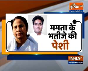Abhishek Banerjee appears before ED for questioning in coal scam