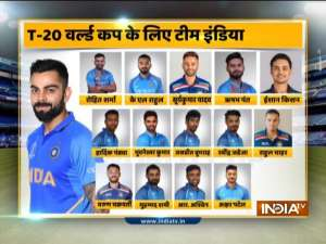 Ashwin included in India's T20 World Cup squad; MS Dhoni brought in as mentor