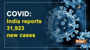 COVID: India reports 31,923 new cases